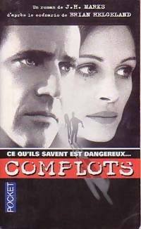 Complots - J.H. Marks - Livre