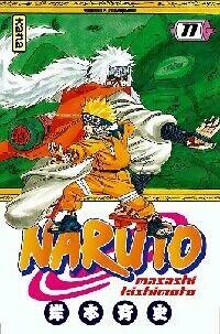 Naruto Tome XI - Masashi Kishimoto - Livre
