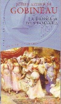 La danseuse de Shamakha - Arthur De Gobineau - Livre