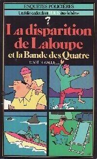 La disparition de Laloupe et la bande des quatre - Martin Waddell - Livre