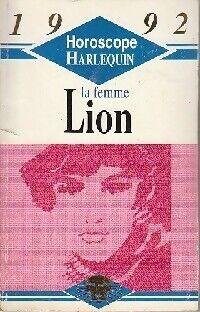 La femme lion 1992 - Michaël Delmar - Livre