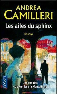 Les ailes du sphinx - Andrea Camilleri - Livre