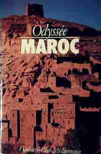 Maroc - Nicole Gasnier - Livre