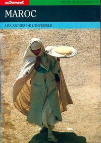 Maroc. Les signes de l'invisible - Collectif - Livre