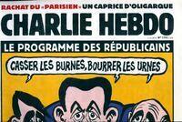 Charlie hebdo n°1193 : Casser les burnes, bourrer les urnes - Collectif - Livre