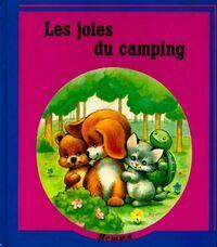Les joies du camping - Joelle Barnabe-Dauvister - Livre