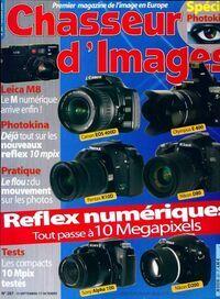 Chasseur d'images n°287 : Réflex numérique - Collectif - Livre