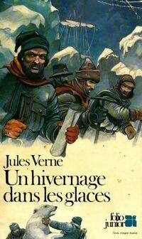 Un hivernage dans les glaces - Jules Verne - Livre