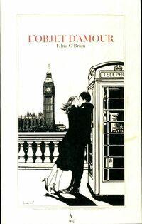 L'objet d'amour - Edna O'Brien - Livre