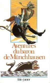 Les aventures du baron de Münchhausen - XXX - Livre