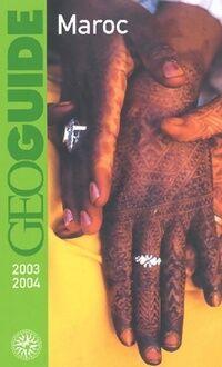Maroc 2003 - Guide Gallimard - Livre
