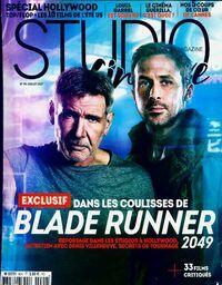 Studio ciné live n°90 : Blade runner 2049 - Collectif - Livre