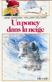 Un poney dans la neige - Jane Gardam - Livre