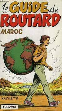 Maroc 1992-1993 - Collectif - Livre