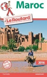 Maroc 2016 - Collectif - Livre