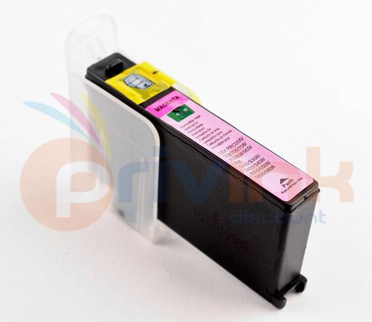 Lexmark Cartouche d'encre COMPATIBLE magenta pour LEXMARK INTERPRET S400 (Ref OEM : 14N1070E) PRIV_R14N1070E LEXMARK 100XL (014N1070E)