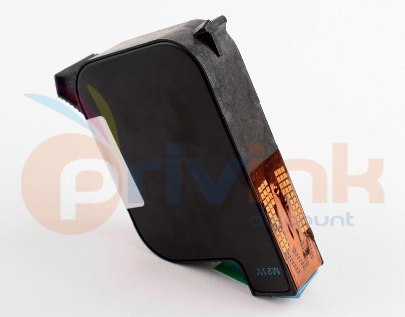 HP Cartouche d'encre COMPATIBLE noir pour HP DESKJET 845C (Ref OEM : C6615DE) PRIV_R6615D HP15 (HP 15/HP-15/N°15/HP N°15)