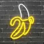 SkyLantern® Original Lampe Néon Banane Blanc et Jaune 47 cm Neon Led... par LeGuide.com Publicité