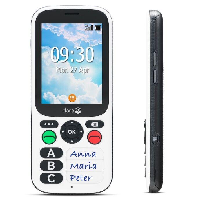 Doro 780X - IUP