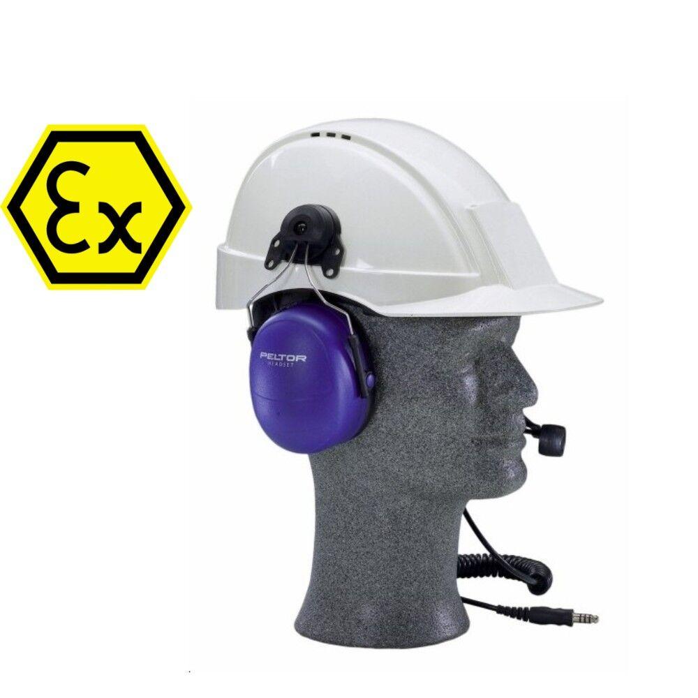 3M Peltor Headset Atex - Attache-casque