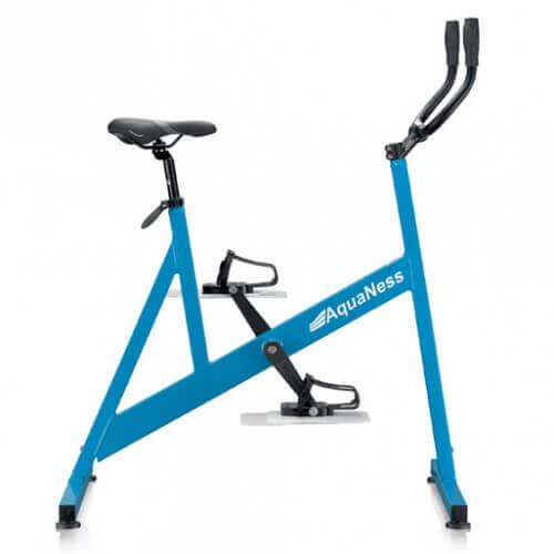 Aquaness Vélo de piscine AquaNess V1 Bleu