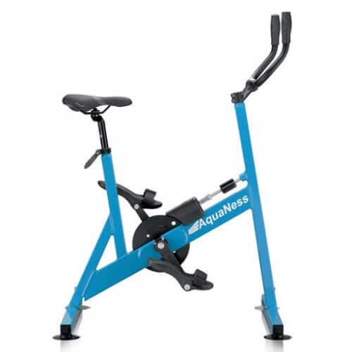 Aquaness Vélo de piscine AquaNess V2 Bleu