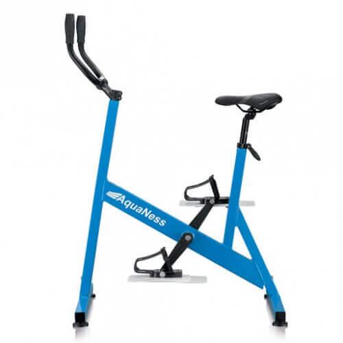 Aquaness Vélo de piscine AquaNess V3 Bleu