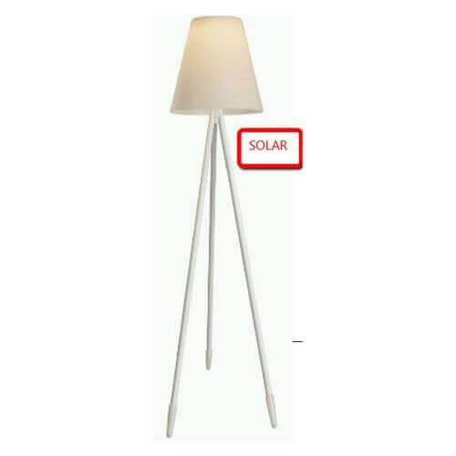Mypiscine Lampe Solaire BETTA - 60 x 60 x 150 cm