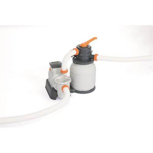 Bestway Groupe de filtration 5,3 m3/h Flowclear Bestway