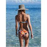 roxy  Roxy Swim The Sea - Bas de bikini couvrance légère pour Femme - Rose... par LeGuide.com Publicité