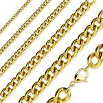UrbanBijoux Chaine collier pour homme plaqué or maillons cubains 58cm... par LeGuide.com Publicité