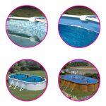 gre  Gré Liner pour piscine acier Gré ovale Dimension - 9,15 x 4,70 x h1,20m,... par LeGuide.com Publicité