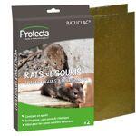 protecta  PROTECTA Plaque Piège englué rats - souris - Par 2 ETUI DE 2... par LeGuide.com Publicité