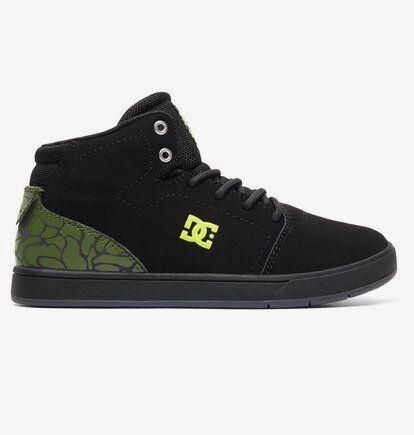 DC Shoes Crisis High SE - Chaussures montantes pour Garçon - Bleu - DC Shoes