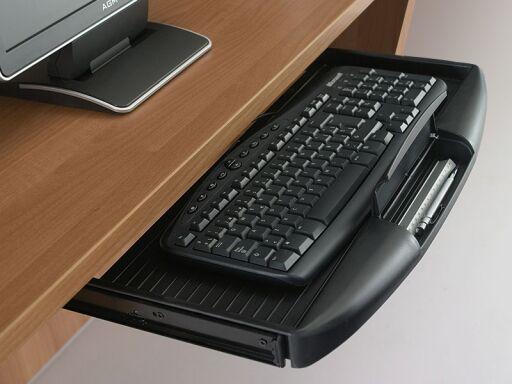 Deskissimo Support clavier pour bureau pratique