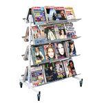 Edimeta Gondole double-face Presam® H 140 x L réglable de 60 à 100 cm... par LeGuide.com Publicité