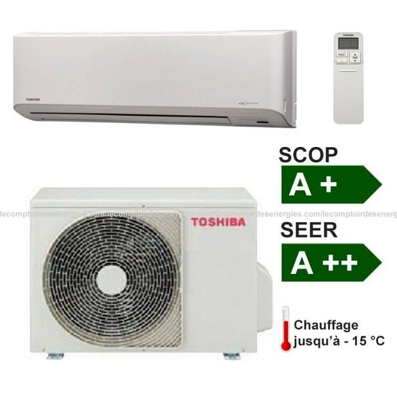 Toshiba Climatiseur monosplit Toshiba Suzumi + 5.8 Kw