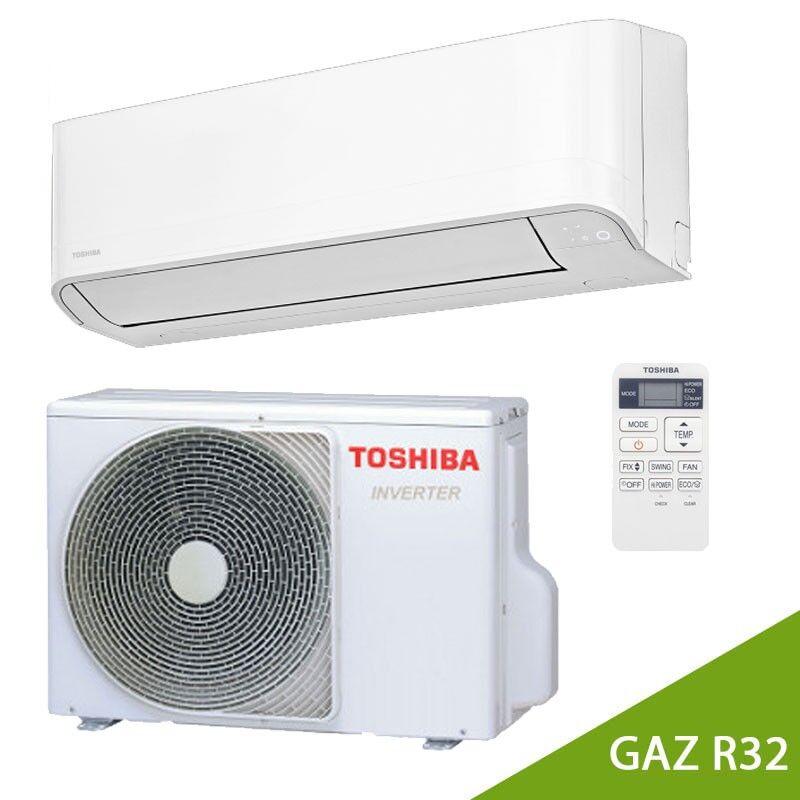 Toshiba Climatiseur monosplit Toshiba Seiya 2,5 kW
