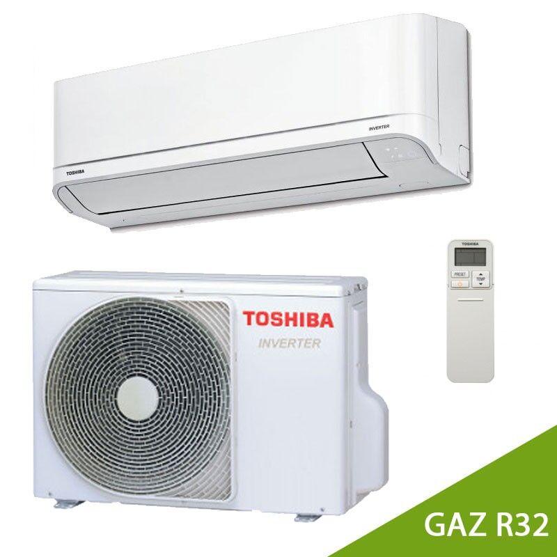Toshiba Climatiseur monosplit Toshiba Shorai 8 kW