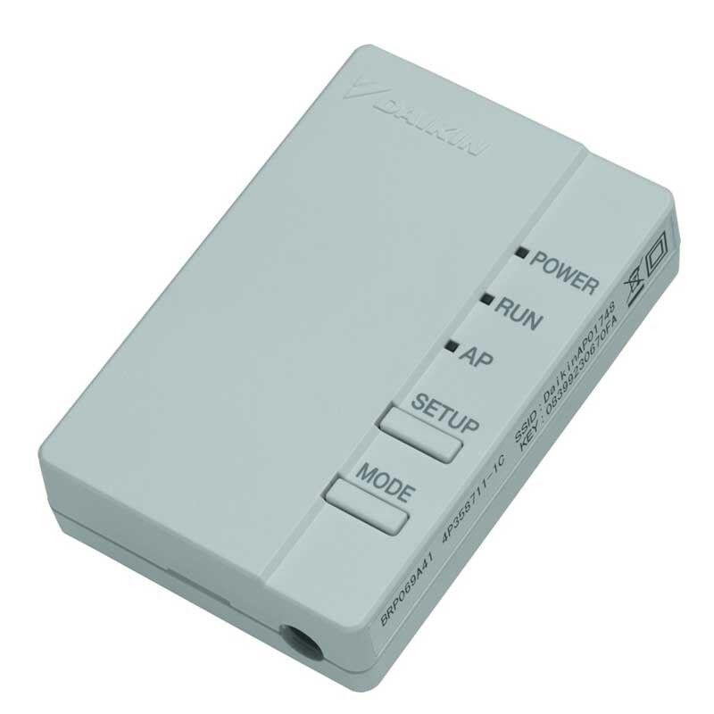 Daikin Carte Interface Wifi Daikin online controller