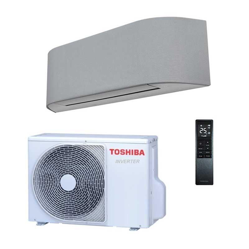 Toshiba Climatiseur monosplit Toshiba Haori 4.2 kW
