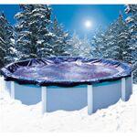 garden leisure  Garden Leisure Bâche hiver ronde - 5.48m à 5.50m Bâche... par LeGuide.com Publicité
