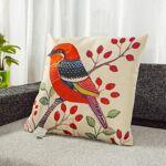 Coussin Birdypaint polyester Craquez pour notre coussin Birdypaint !... par LeGuide.com Publicité