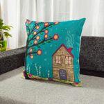 Coussin Home polyester Un coussin pour vous rappeler que rien n?égale... par LeGuide.com Publicité