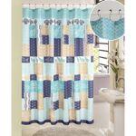 Rideau de douche coquillage bleu polyester Rideau de douche coquillage... par LeGuide.com Publicité