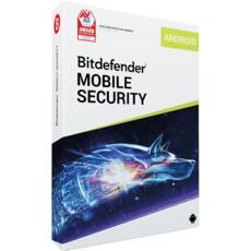 Bitdefender Mobile Security pour Android - 1 appareil - Abonnement 1 an