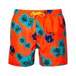 Diesel Underwear Short de bain Diesel Wave orange fluo à motifs fleuris... par LeGuide.com Publicité