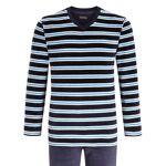 ringella  Ringella Pyjama long Ringella en velours : tee-shirt col V manches... par LeGuide.com Publicité