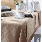 Nappe BRUNCH (Couleur : ANTHRACITE, Dimension : RECTANGULAIRE 150X200cm)... par LeGuide.com Publicité
