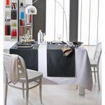 Serviettes de table SPIRALE (Couleur : ECRU, Dimension : LOT DE 3 SERVIETTES... par LeGuide.com Publicité